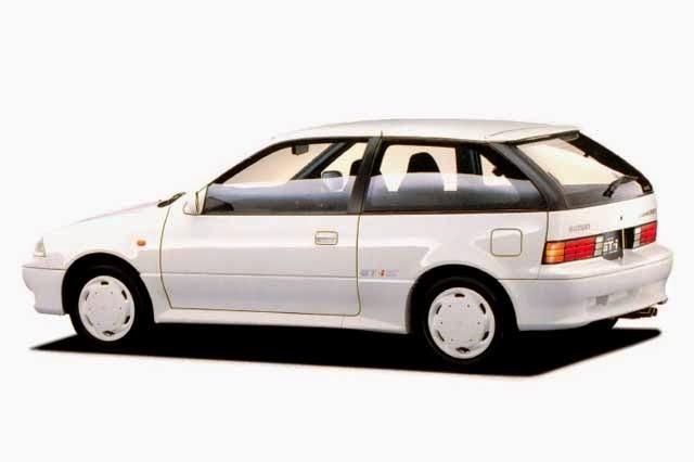 Rolamento Suporte do semi Eixo SUZUKI Swift 1992 até 1999