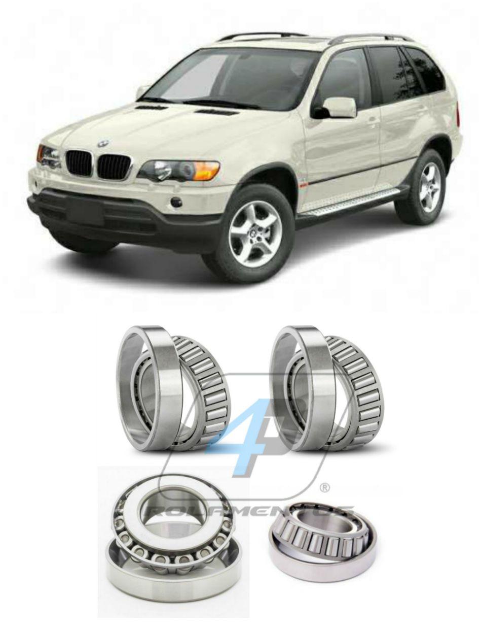Rolamento Diferencial BMW X5 (E53) 1999 até 2006