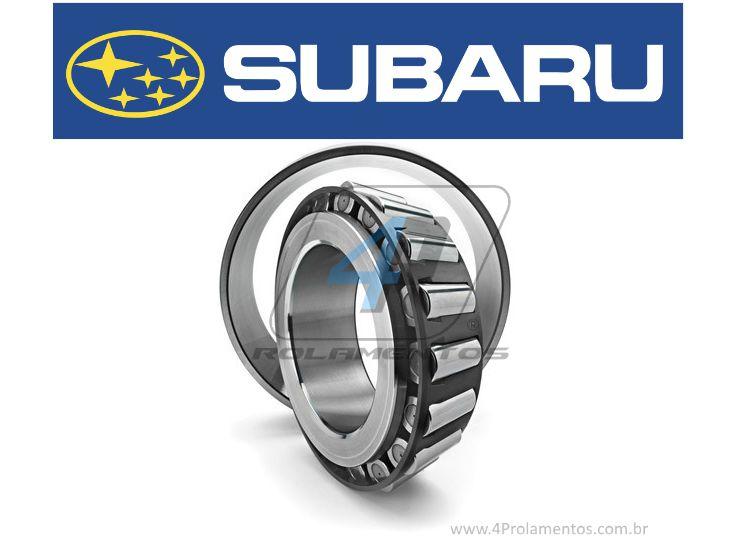 Rolamento Diferencial Dianteiro Subaru 1985-2019