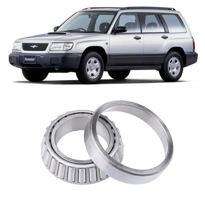 Rolamento Diferencial Dianteiro Subaru Forester 1992 até 2002