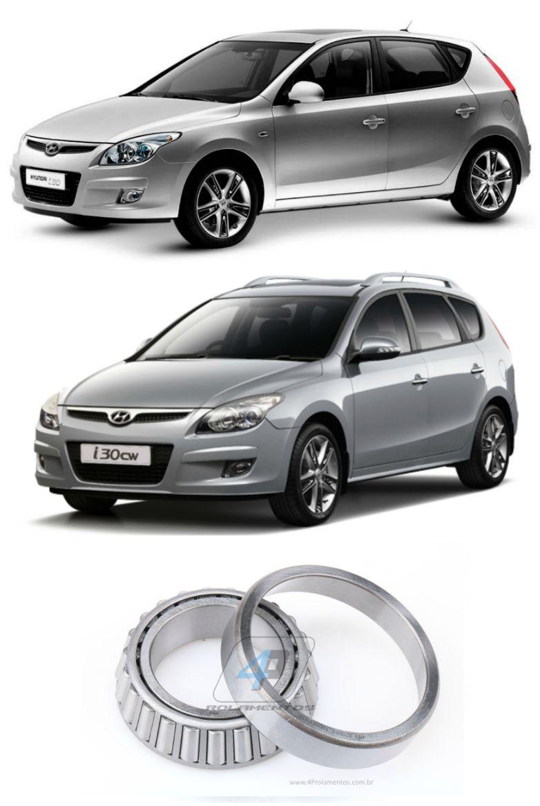 Rolamento Diferencial Hyundai i30 2007 até 2012