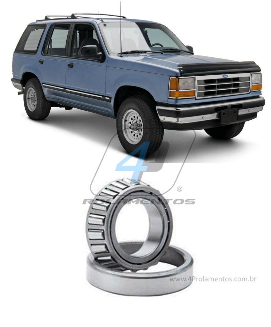Rolamento Roda Dianteira FORD Explorer 1991 até 1995 4x4