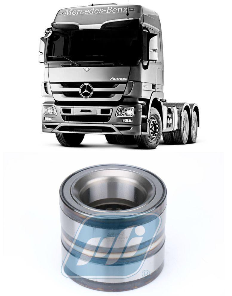 Rolamento Roda Dianteira Mercedes Benz Actros