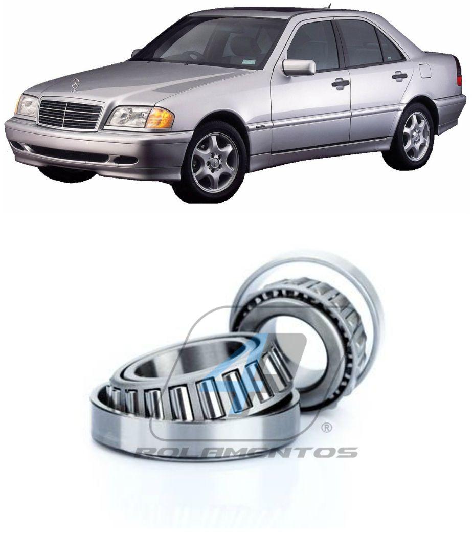 Rolamento Roda Dianteira Mercedes Benz C180-C280 1993 até 2000
