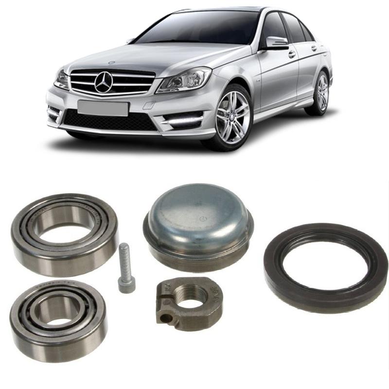 Rolamento Roda Dianteira Mercedes Benz C200 de 2011 até 2014