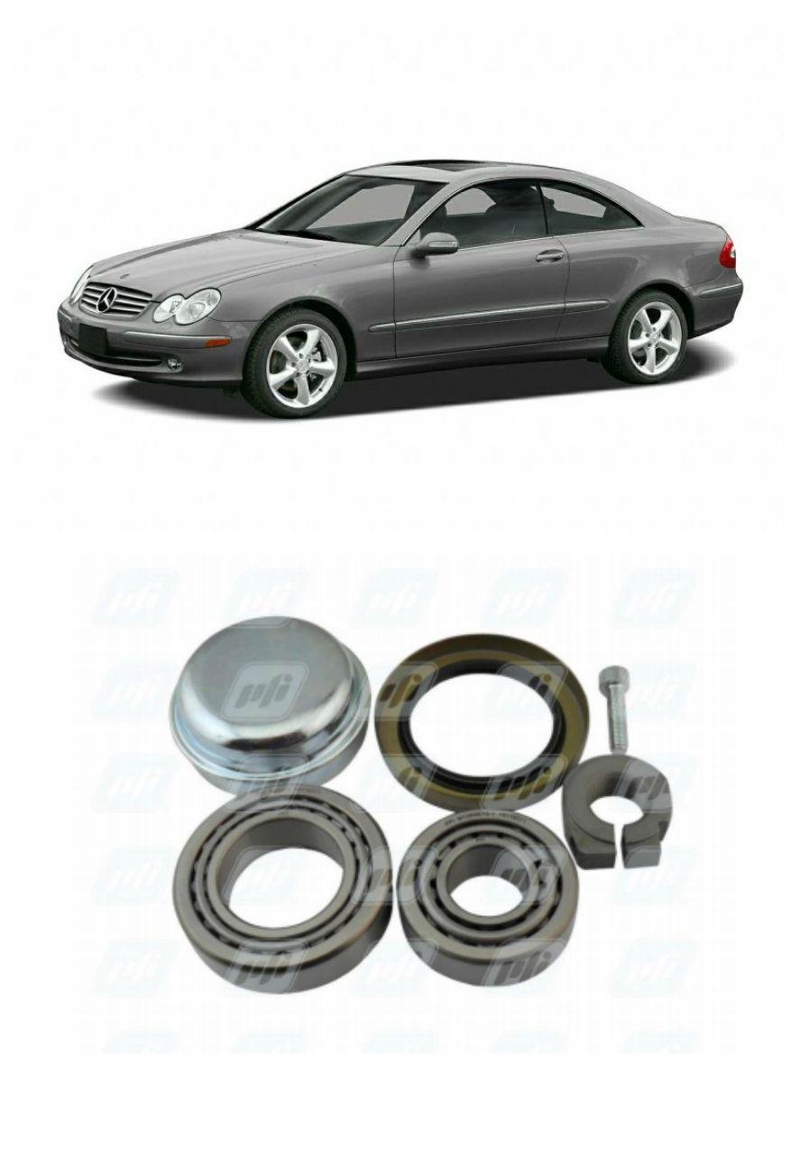 Rolamento Roda Dianteira Mercedes Benz CLK de 2003 até 2010