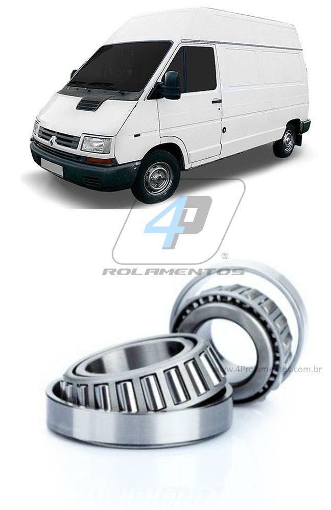 Rolamento Roda Traseira Chevrolet Space Van 1990-2000