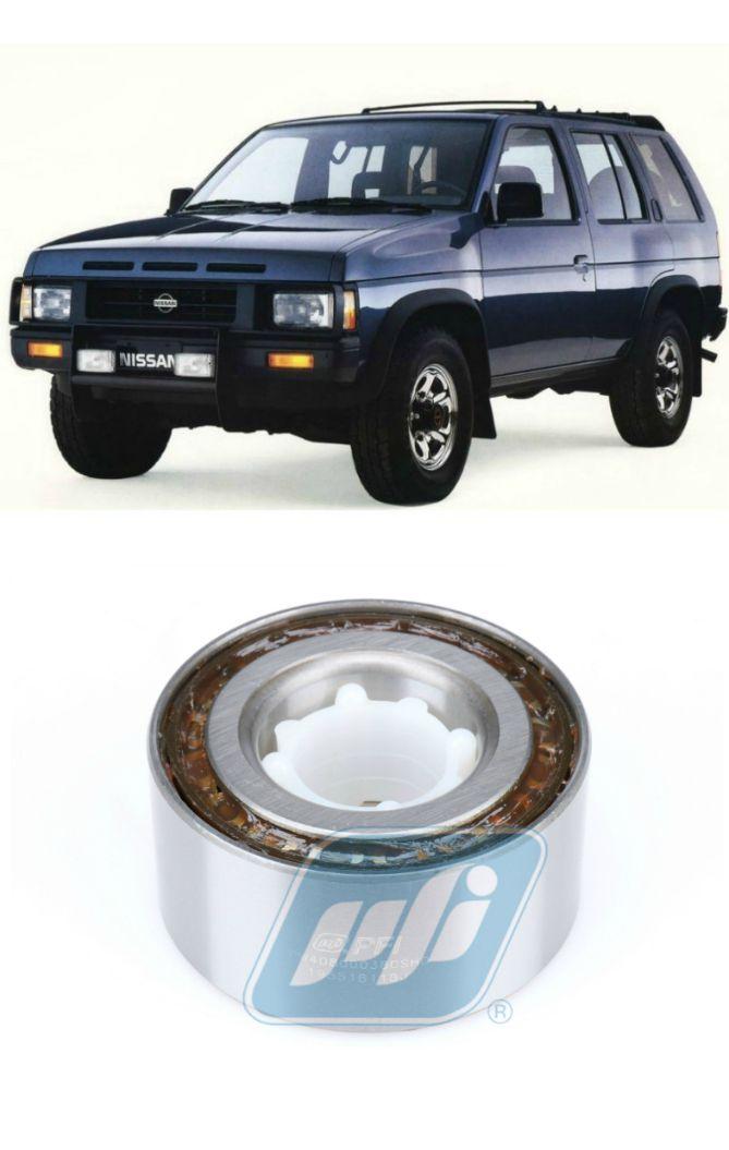 Rolamento Roda Traseira NISSAN Pathfinder 1989-1995