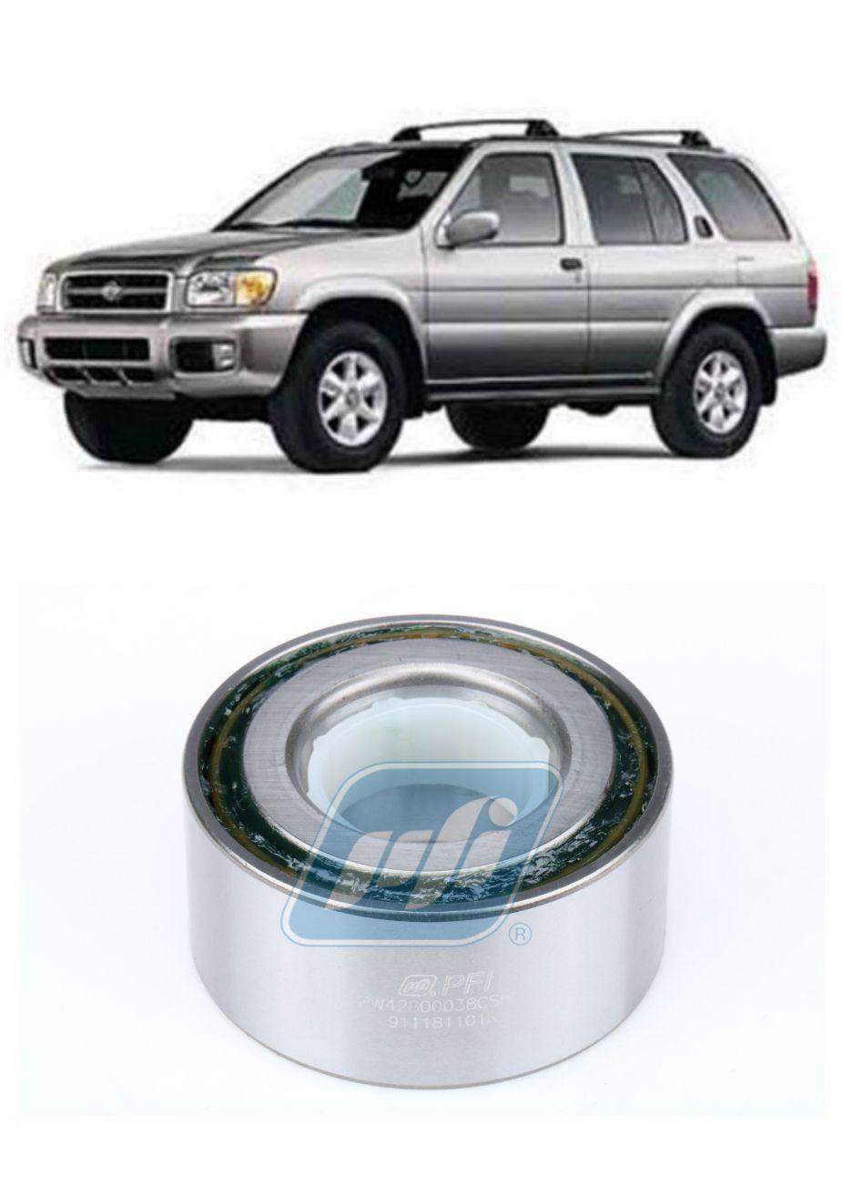 Rolamento Roda Traseira NISSAN Pathfinder 1996-2004
