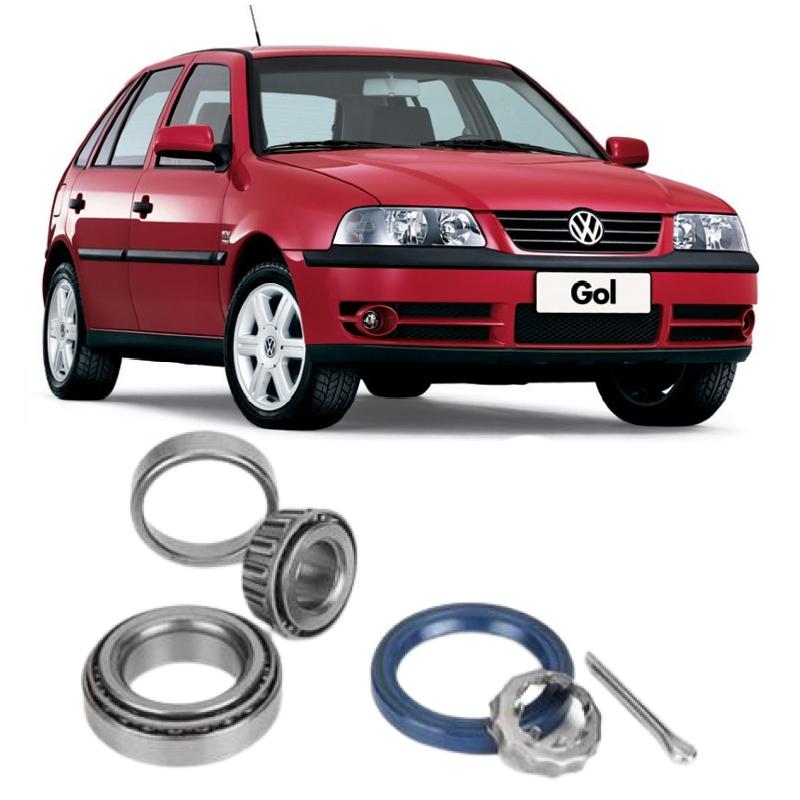 Rolamento Roda Traseira VW Gol 1996 até 2014