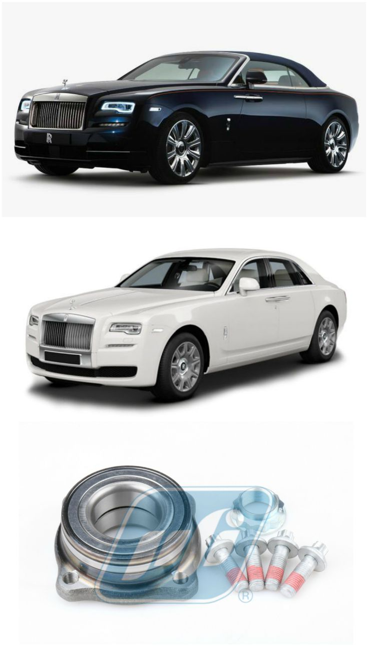 Rolamento Roda Traseiro Rolls Royce Ghost/Wraith 2008 até 2019