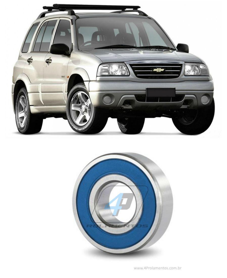 Rolamento Semi-Eixo Chevrolet Tracker de 2001 até 2009