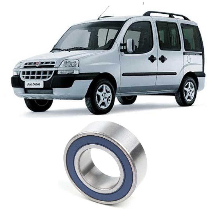 Rolamento Semi Eixo Dianteiro FIAT Doblo 2001 até 2017
