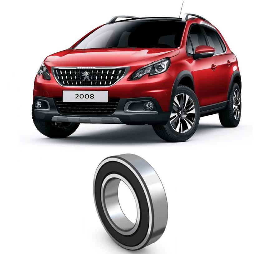 Rolamento Semi Eixo Peugeot 2008 de 2015 até 2021