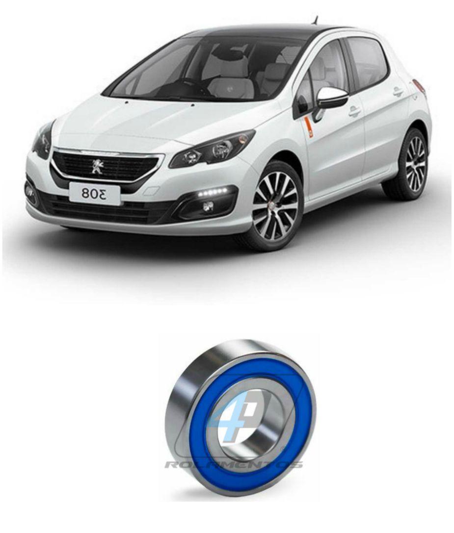 Rolamento Semi Eixo Peugeot 308 2012 até 2018