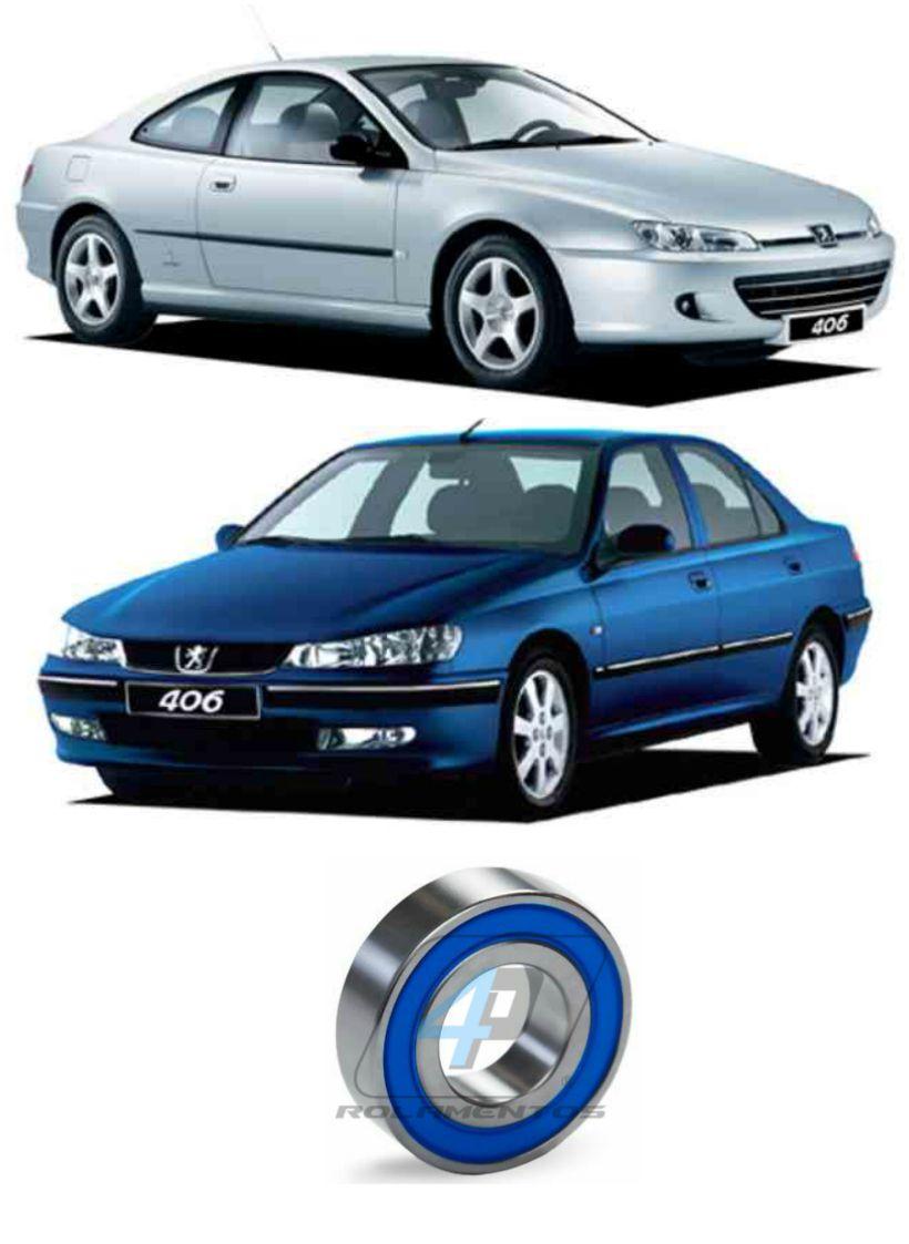 Rolamento Semi Eixo Peugeot 406 1995 até 2005