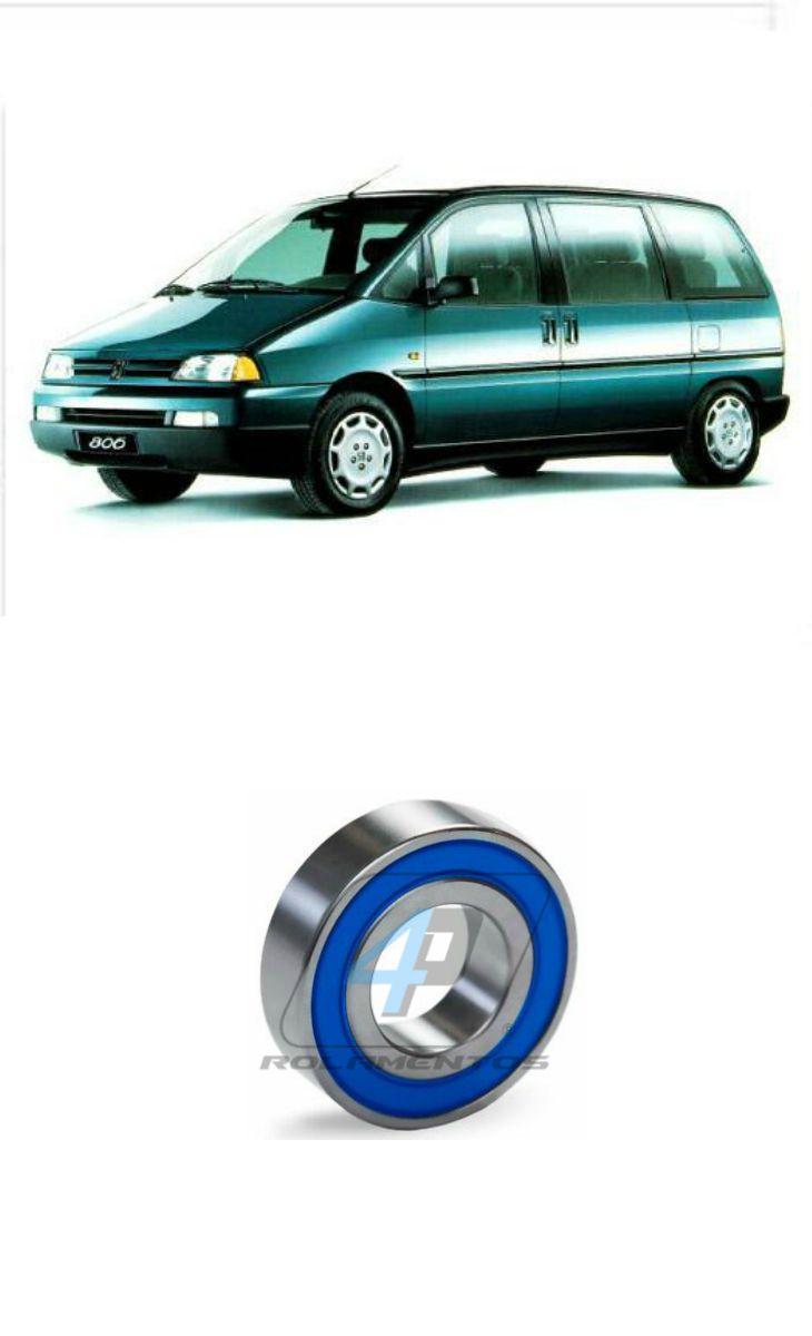Rolamento Semi Eixo Peugeot 806 1994 até 2002