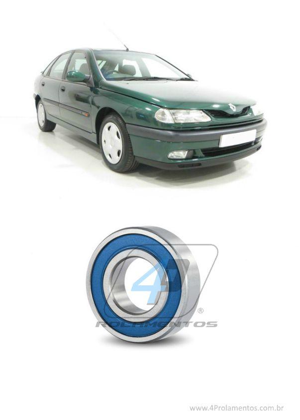 Rolamento Semi Eixo Renault Laguna de 1998 até 2001
