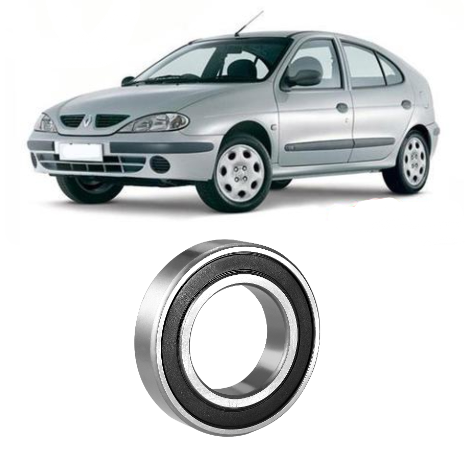 Rolamento Semi Eixo Renault Megane de 1998 até 2005