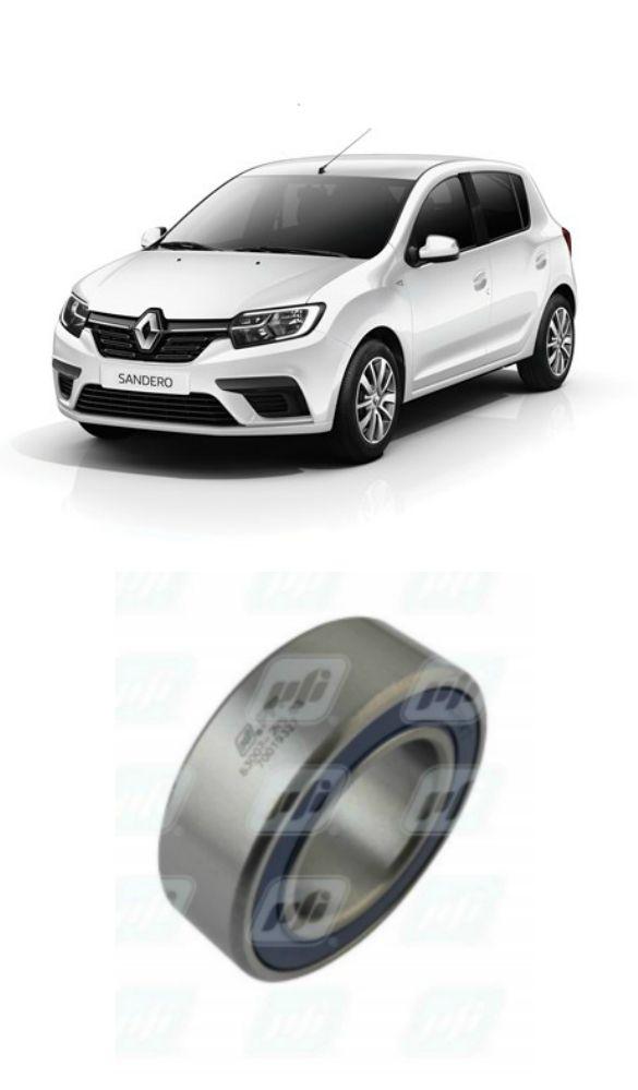 Rolamento Semi Eixo Renault Sandero de 2014 até 2020