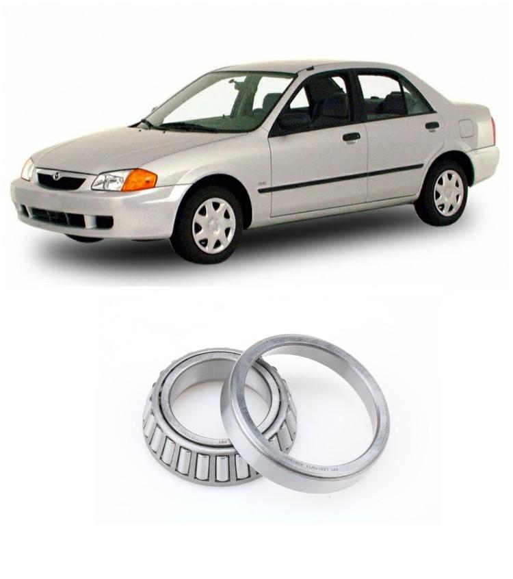 Rolamentos Coroa Diferencial Mazda Protege de 1991 até 2001