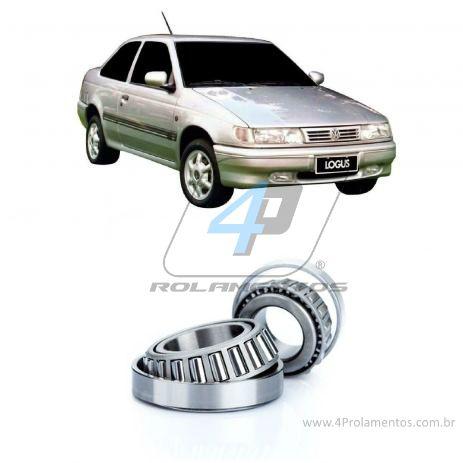 Rolamentos  de roda Traseira VW Logus (par) 1993-1997