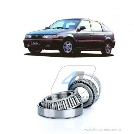 Rolamentos  de roda Traseira VW Pointer (par) 1993-1996