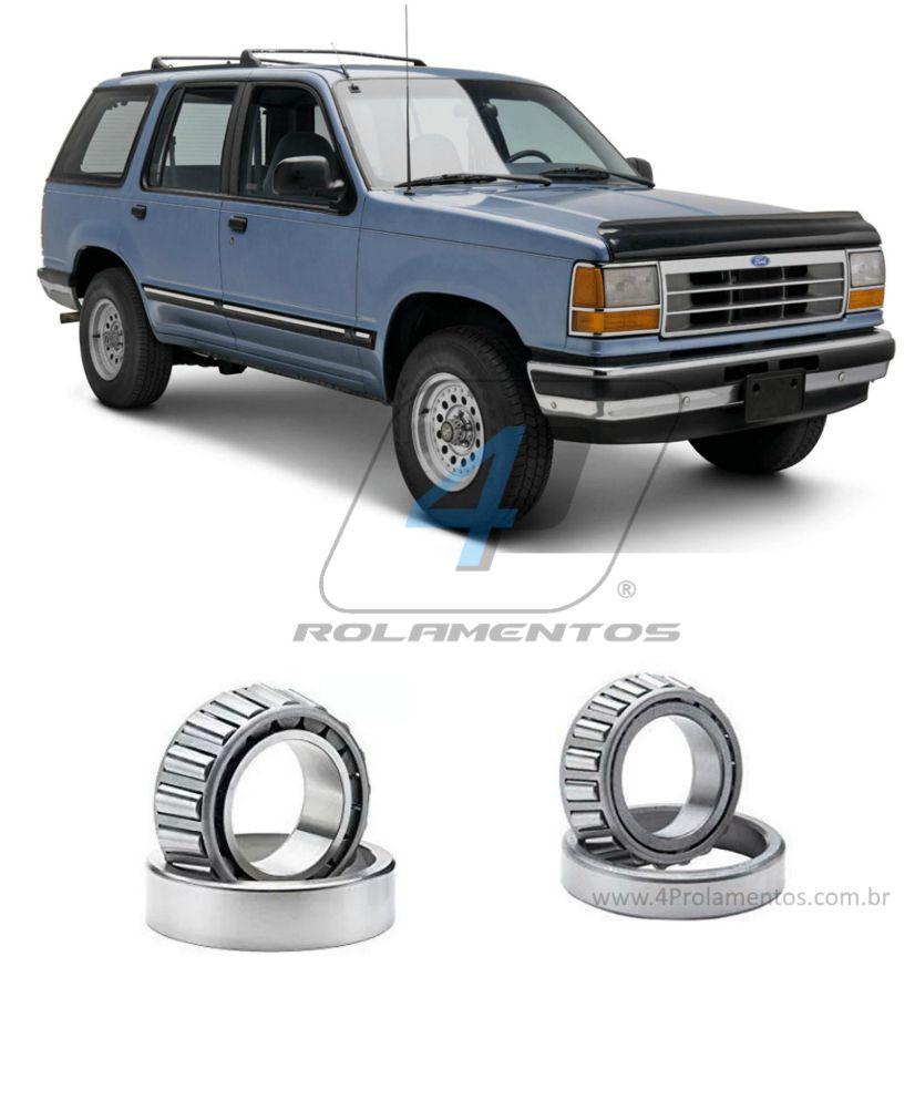 Rolamentos Roda Dianteira FORD Explorer 1991-1995 4x2