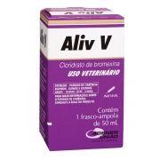 ALIV V (CLORIDRATO DE BROMEXINA) INJETÁVEL - 50ml