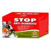 STOP ANTIDIARRÉICO CX COM 10 SACHE