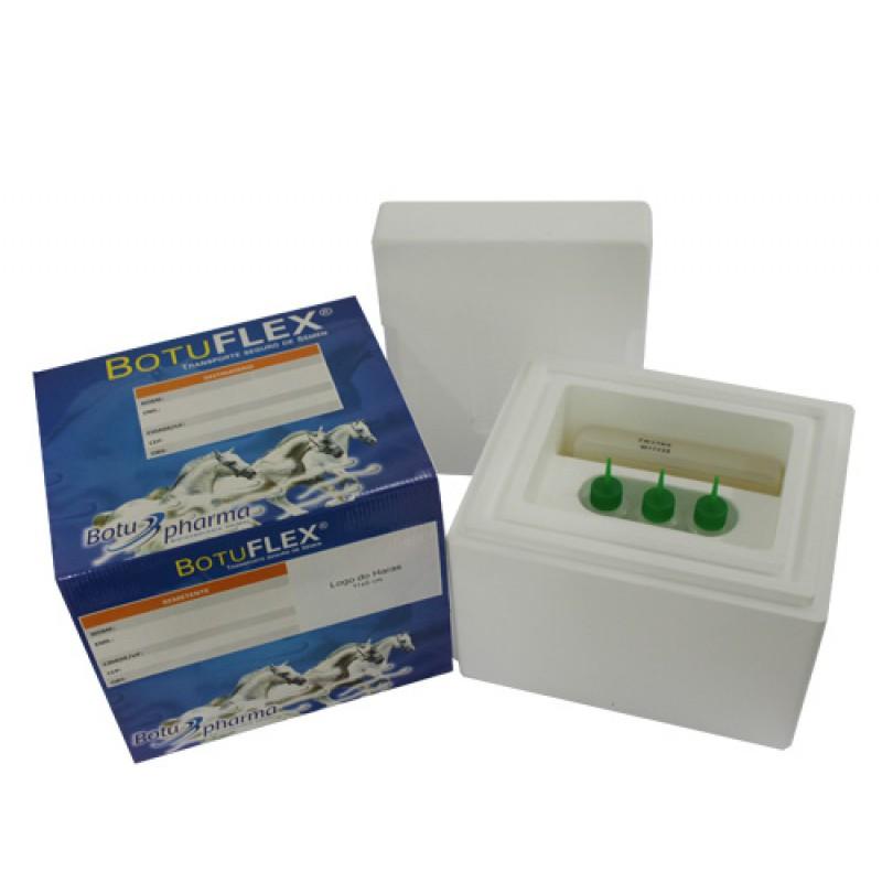Botu Flex Caixa para Transporte de Semen