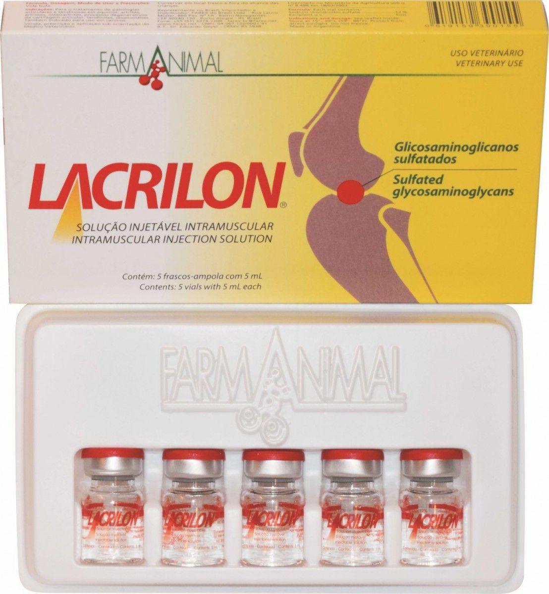 LACRILON FRASCO 5ML