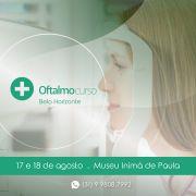 OftalmoCurso Presencial BH 2019: A TRADICIONAL REVISÃO DO MEIO DO ANO! Preparação para Concursos e Provas de Oftalmologia 2020
