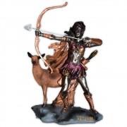 Ártemis, Deusa da Caça - Colorida