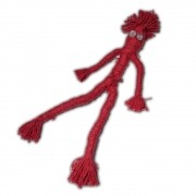Boneco Voodoo - vermelho