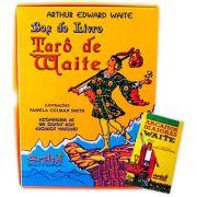 O Grande Tarô de Waite - Livro e Baralho