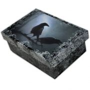 Caixa de Tarô - Corvo