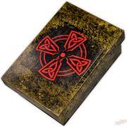 Caixa de Tarô - Cruz Celta