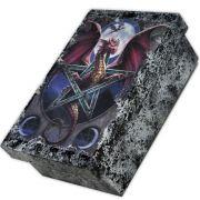 Caixa de Tarô - Dragão