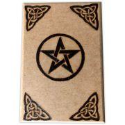 Caixa de Tarô - Pentagrama mod. 1