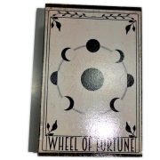 Caixa de Tarô - Roda da Fortuna