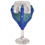 Cálice Dragão azul