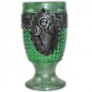 Cálice Medieval - Deusa Verde