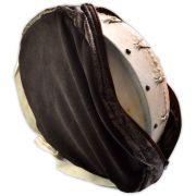 Capa para Tambor - Marrom