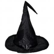 Chapéu de Bruxa - Preto (mod 11)