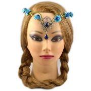 Coroa de Flores Pedra Azul