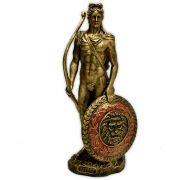 Deus do Sol Apolo - Dourado