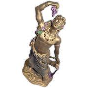 Dionísio, Deus da Alegria e Fertilidade - Dourado