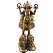 Ishtar, Deusa do Amor e do Submundo - Dourado