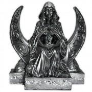 Deusa Lua - Prateada